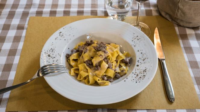 Suggerimento dello chef - Gessetto Ristorante, Bologna