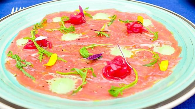 Suggerimento dello chef - Janas Restaurant di Gavino e Giovanna Piu, Alghero
