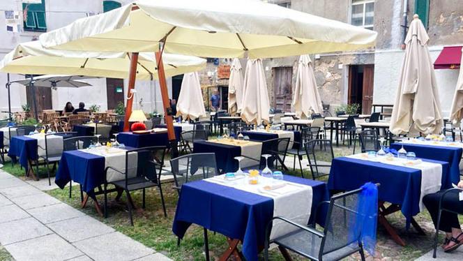 Terrazza - Janas Restaurant di Gavino e Giovanna Piu, Alghero