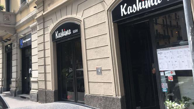 Esterno - Kashima, Milan