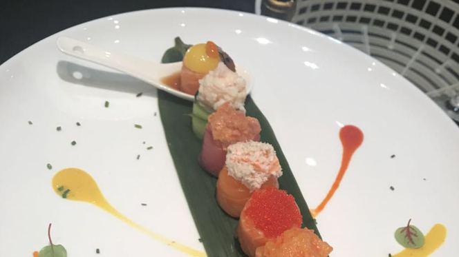 sushi - Kashima, Milan