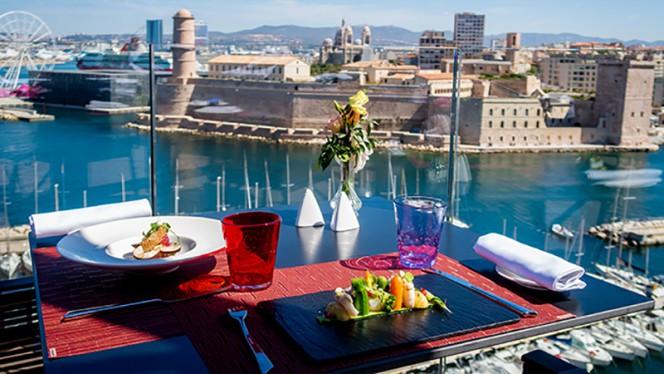 Plat du Chef - Les Trois Forts - Sofitel Vieux Port, Marseille