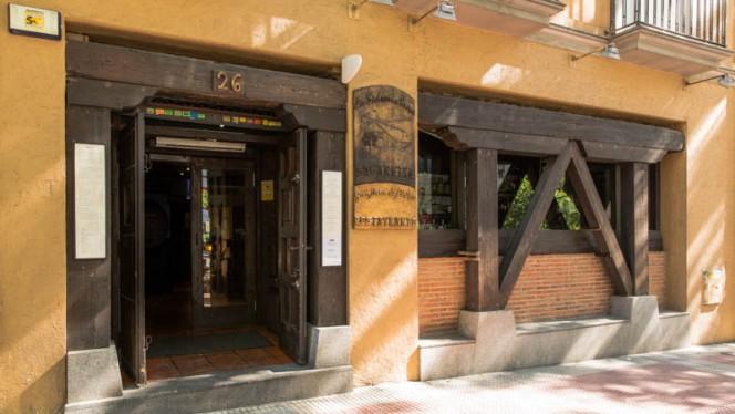 Sagaretxe 5 - Sagaretxe, Madrid