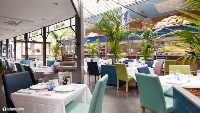 Salle du restaurant - Jols Lyon, Lyon