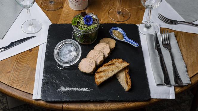 Suggestion de plat - Café des Sources, Genève