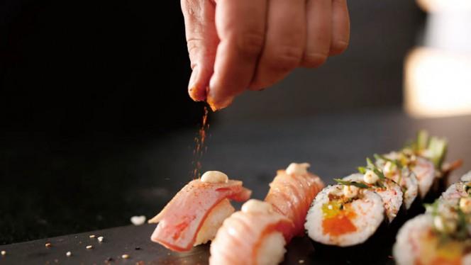 Sushi - Koyama, Lyon