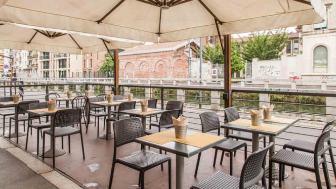 Terrazza - Bench, Milan