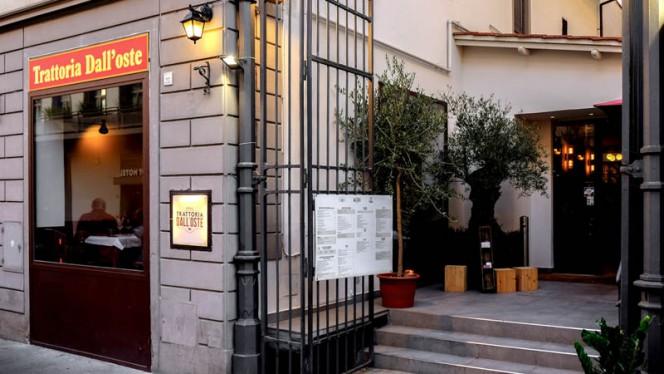 Trattoria Dall'Oste - Trattoria dall'Oste Chianineria - Via degli Orti Oricellari, Firenze