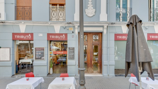 Fachada - Tributo Brasas Bar, Valencia