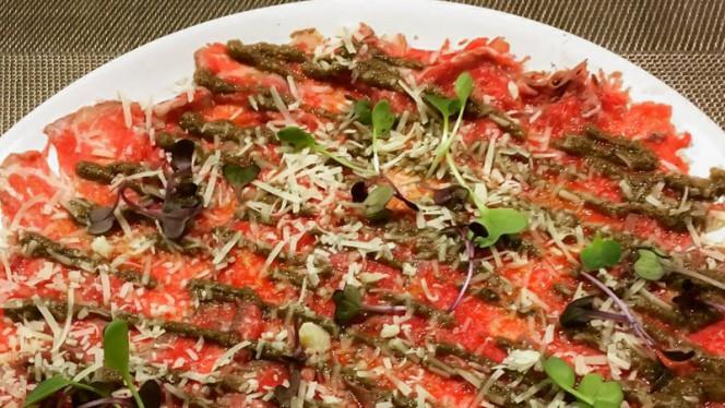 Sugerencia del chef - Tributo Brasas Bar, Valencia
