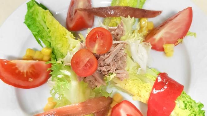 Sugerencia del chef - 3Sentits, Barcelona