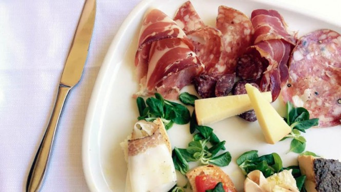 Suggerimento dello chef - Da Graziano, San Gimignano