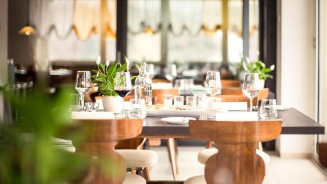 vista del ristorante - Ritterhof, Caldaro