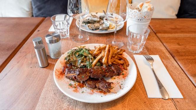 Suggestion du Chef - Au Comptoir des Capucins, Bordeaux