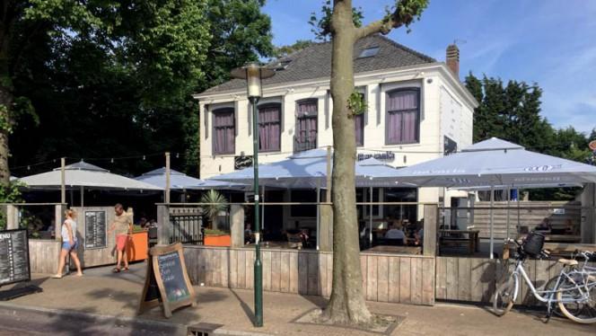 Ingang - Eetcafé Simpel, Renesse