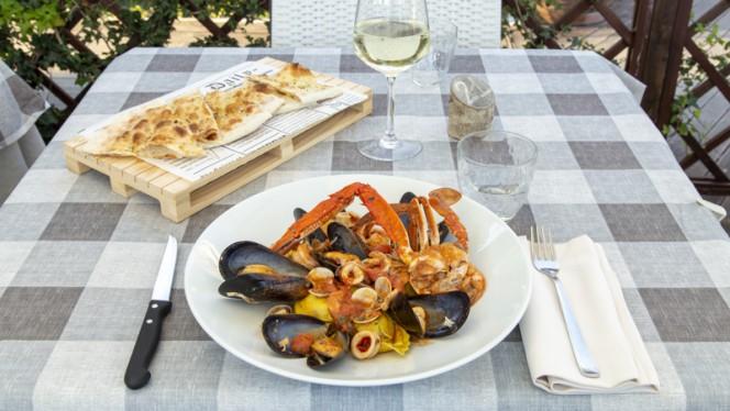 Suggerimento del piatto - Osteria Del Porto, Misano Adriatico