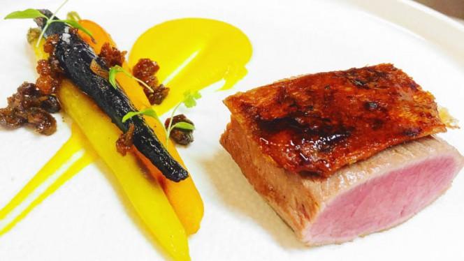 Agneau et carottes en couleurs - Les Plaisirs Gourmands, Schiltigheim