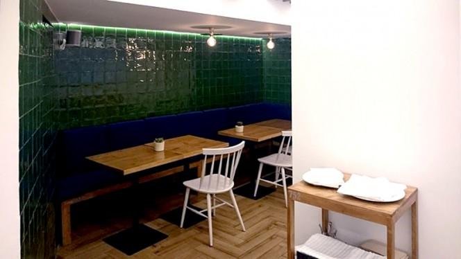 Lounge - Palo Verde, Barcelona