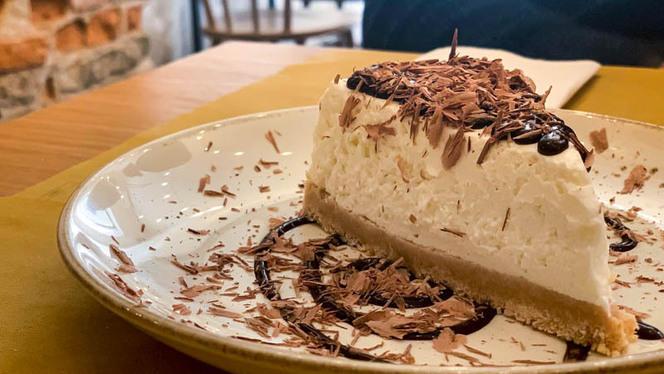 Cheese cake - De Plek, Firenze