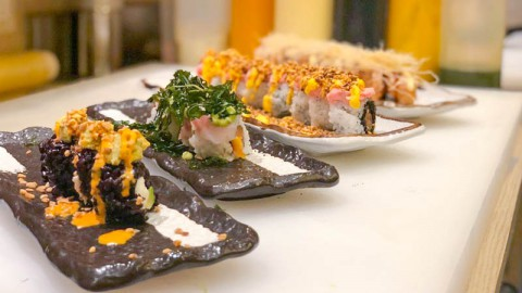 Sushi&high Miyabi, Rome