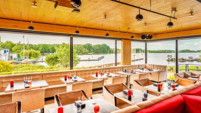 Het interieur - Het Bosch Waterfront Kitchen, Amsterdam