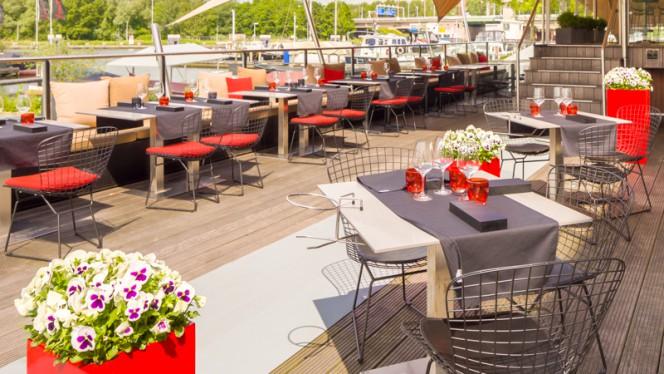 Terras - Het Bosch Waterfront Kitchen, Amsterdam