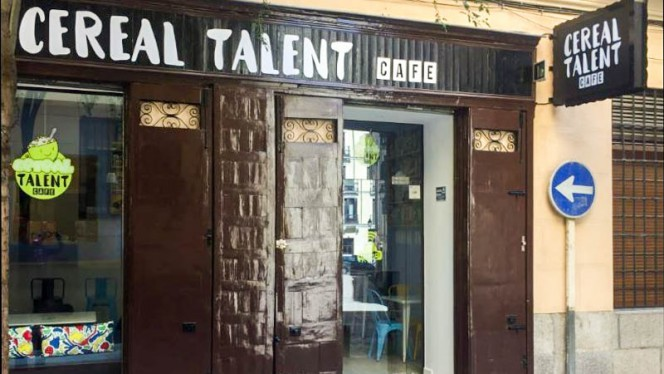 Entrada - Real Talent Cafe, Madrid