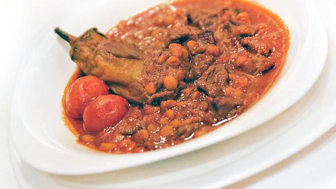 sugerencia del Chef - Sabor Persa, Barcelona