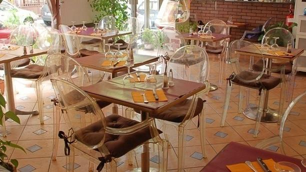 Salle du restaurant - Le Saint-Georges Grillades, Toulouse