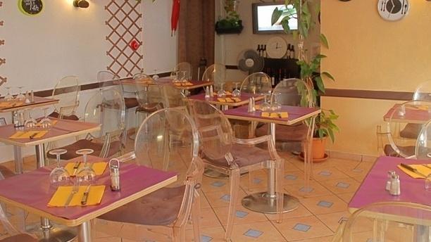 Salon du restaurant - Le Saint-Georges Grillades, Toulouse