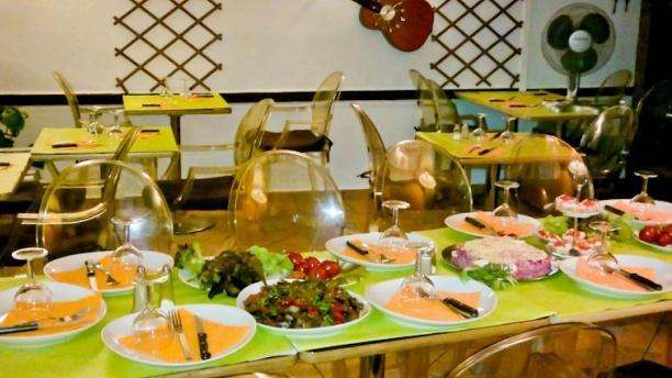 Table surprise - Le Saint-Georges Grillades, Toulouse
