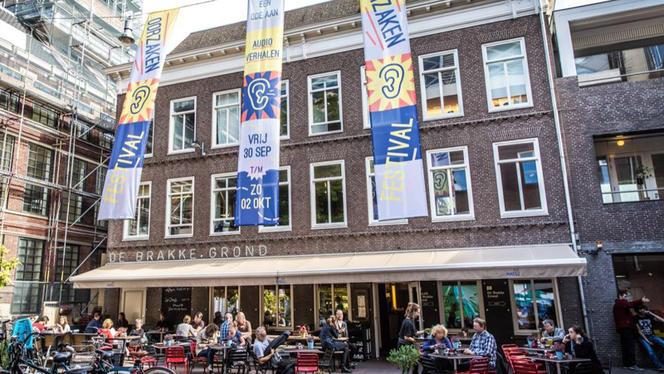 Restaurant - De Brakke Grond, Amsterdam