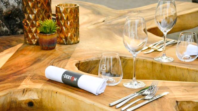 Restaurant - Brasserie Dertien,