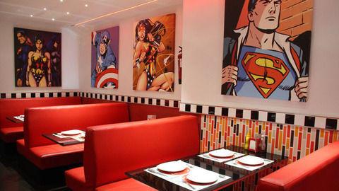 Dizzy Lil Diner, Madrid