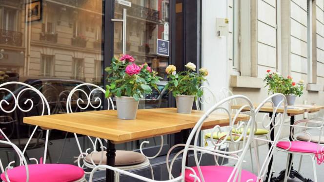 Terrasse - Nonno Nino, Paris