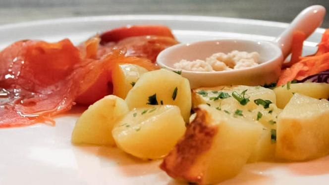 pesce con patate - Osteria Della Stazione l'Originale., Milan
