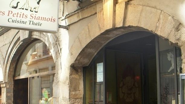 Devanture - Les Petits Siamois, Lyon