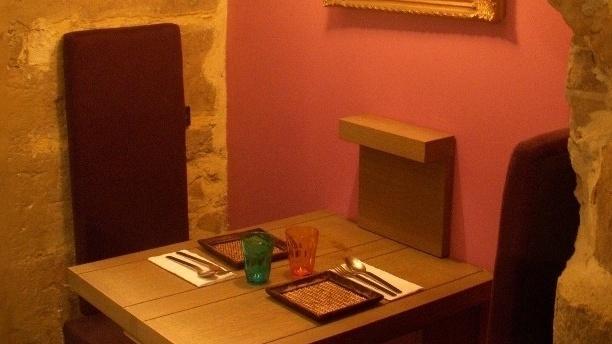 Table dressée - Les Petits Siamois, Lyon
