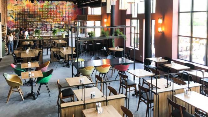 Het restaurant - Bar & Bistro Op Zuid, Utrecht