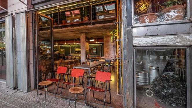 Exterior - La Querida, Barcelona