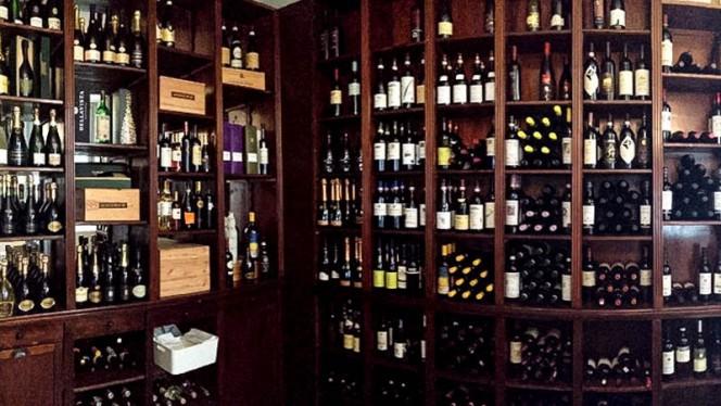 cantina - Taverna del Verziere, Milan