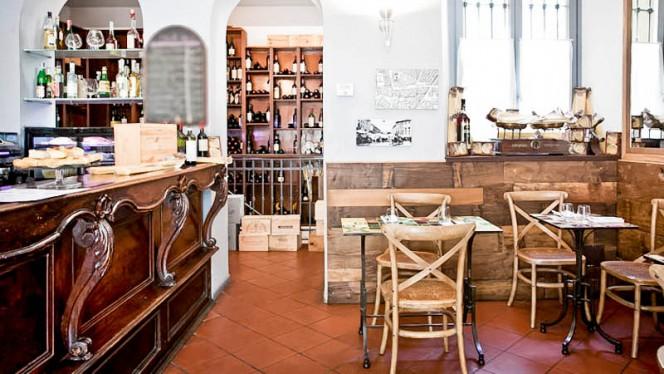 sala - Taverna del Verziere, Milan