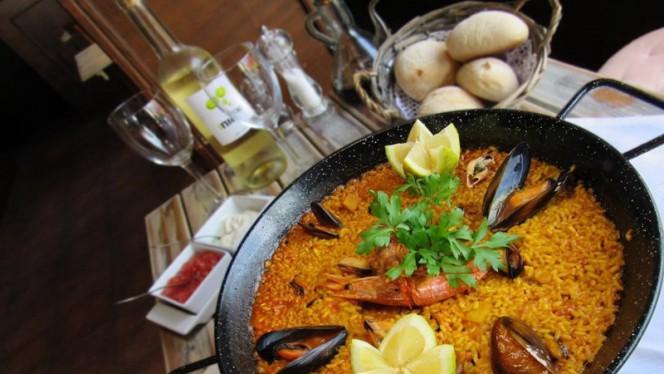 Sugerencia de plato - Mare, Torrevieja