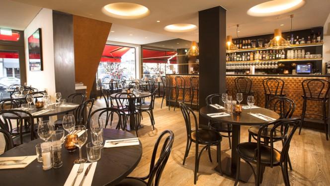 restaurantzaal - Brasserie Van Dam, Amsterdam