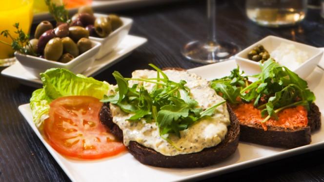 suggestie van de chef - Brasserie Van Dam, Amsterdam