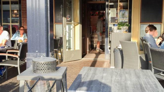 Terras - Grand-Café Restaurant De Bunckman, Voorthuizen
