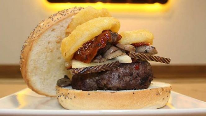 Sugerencia del chef - Warapa Burger, Madrid