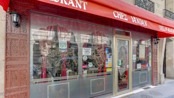 Entrée - Chez Vandan, Paris