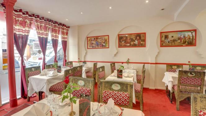 Vue de l'intérieur - Chez Vandan, Paris