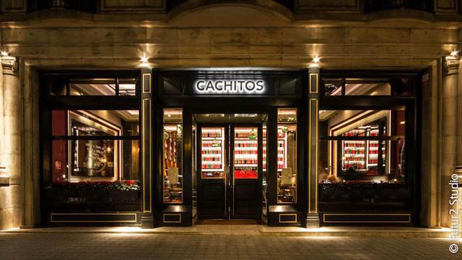 entrada - Cachitos Diagonal, Barcelona